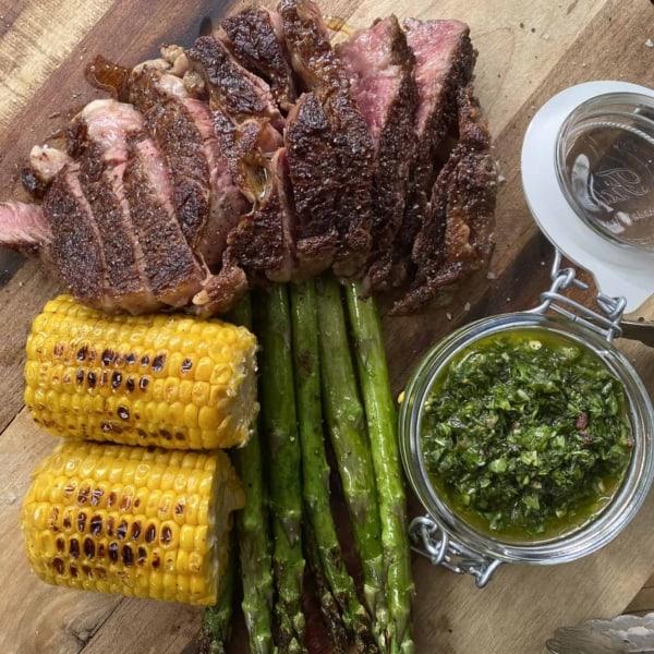 Steak Deluxe Afbeelding