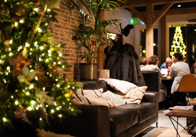 Hooihuis Kerst